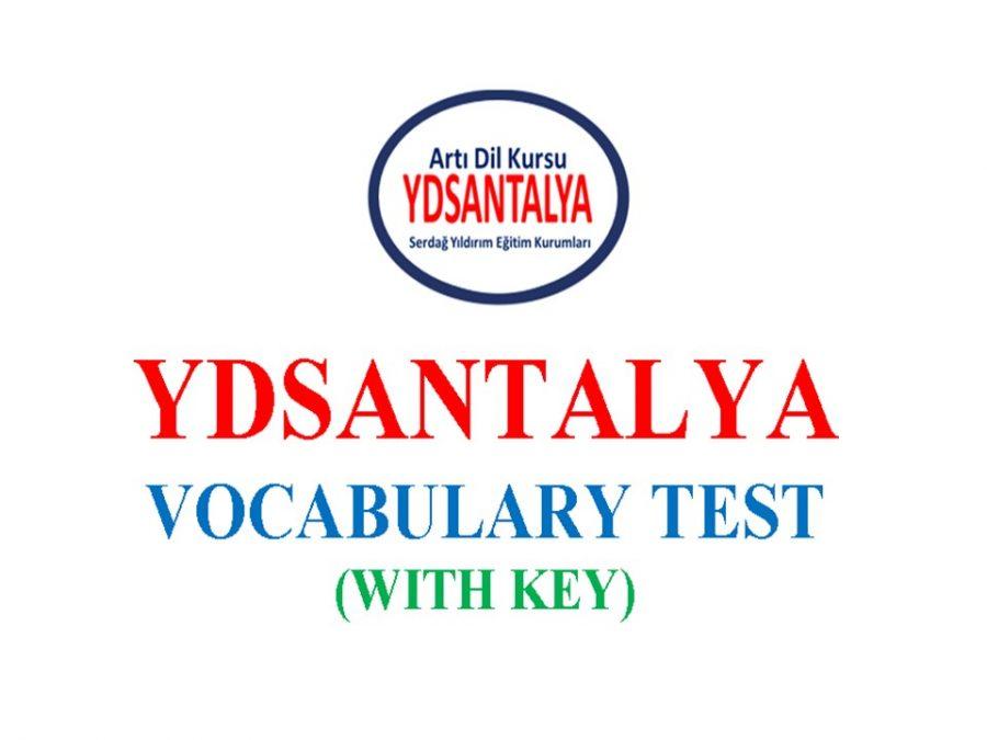 YDSANTALYA- POST 5